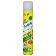 Batiste Dry Shampoo Tropical 400ml
