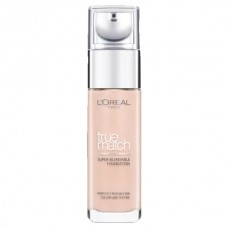 L'oreal Paris True Match Foundation - 1C IVORY ROSE