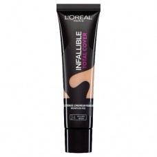 L'oreal Paris Infallible Total Cover Foundation - 24 GOLDEN BEIGE