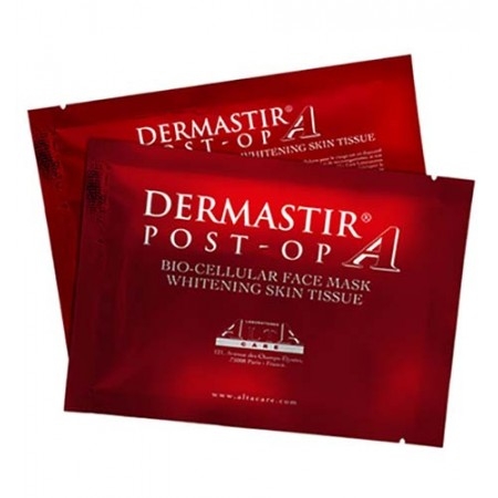 Dermastir Post-Op Bio-Cellular Face Mask – Whitening
