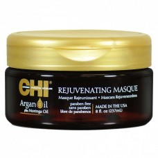 CHI Argan Oil Plus Moringa Oil Rejuvenating Hair Masque   237 ml