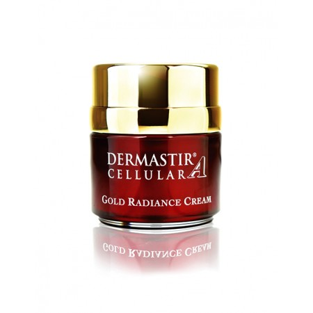Dermastir Cellular Gold Radiance Cream 50ml