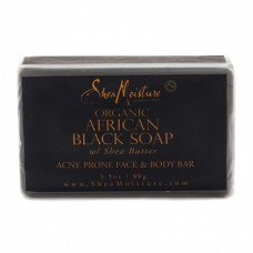 Sheamoisture African Black Soap Face Bar 99 gm
