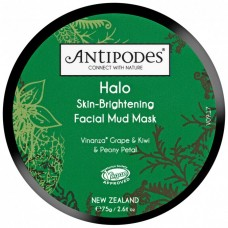 Antipodes Halo Skin Brightening Facial Mud Mask 75 gm