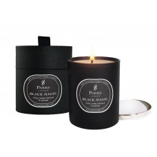 Parks London Black Magic One Wick Citrus, Vanilla, Patchouli and Lavender Candle 235gm