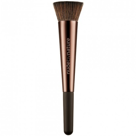 Nude By Nature Buffing Brush 1 each
